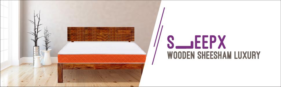 Sheela Foam, SleepX, Sleepwell, Sheesham wood bed, King size beds, Queen size beds, DIY beds, Wooden beds, Termite resistance