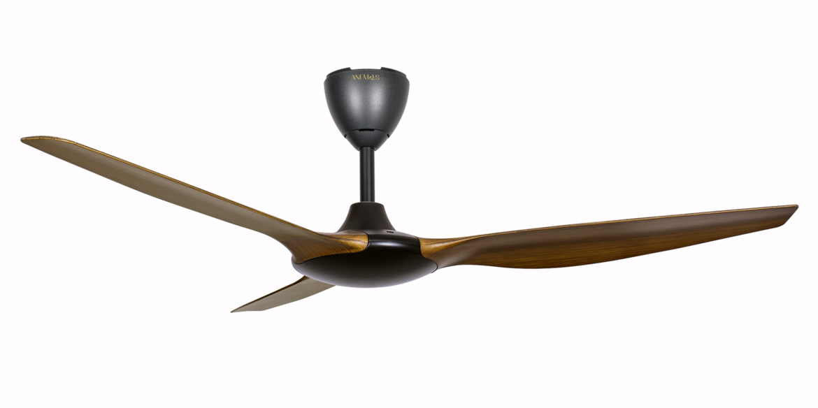 Anemos, Ceiling-mounted fans, Designer fans, Energy-saving fans, Pygmy, Argus, Cutlass, Energy conservation, BLDC technology
