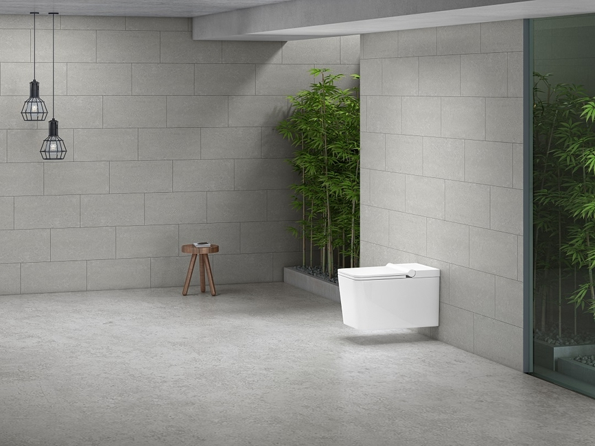 Hindware, Hindware Italian collection, Hindware tankless wall-mounted EWC, Electronic water closet, Water efficient products, Water saving products, Intelligent WCs, Contemporary bathrooms