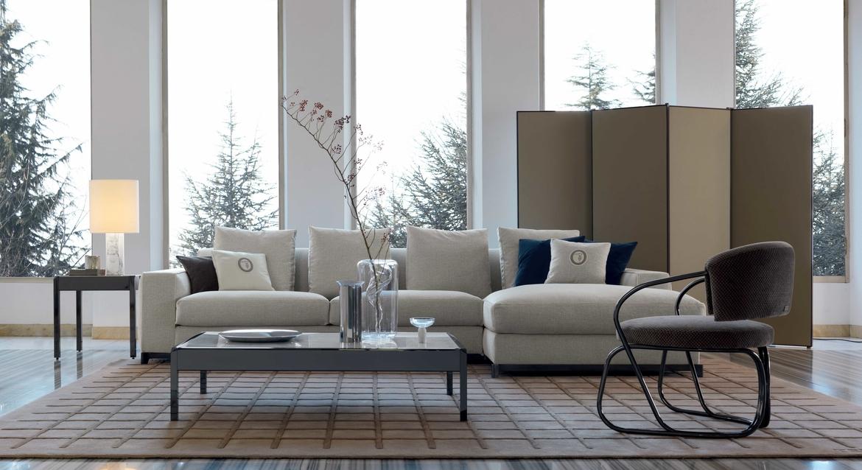 Trussardi Casa, Launch, Sofas, SOFA COLLECTION, Seetu Kohli Home, Milan, Italian furniture, India