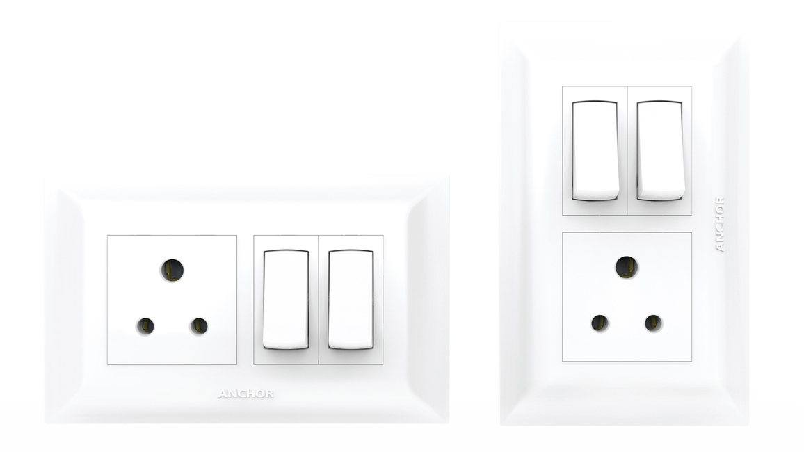 Panasonic Life Solutions India, Launch, Elegant switch range, Affordable modular switches, Ziva by Panasonic, Economical switches, High quality switches, Affordable switches