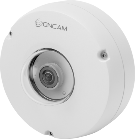 Oncam, Qualcomm Technologies, 360-degree camera, Surveillance systems, Fisheye solutions, Oncam C-12 Indoor, Oncam C-12 Outdoor Plus, Video surveillance