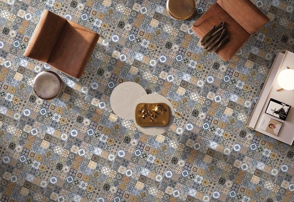 Antica Ceramics, Moroccan tiles, Black and white tiles, Mosaic tiles, Trendy tiles, Wall tiles, Floor tiles, Non-slippery tiles, Anti-skid tiles