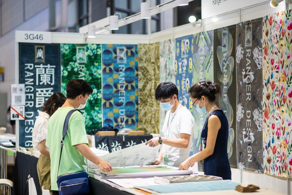 Intertextile Shanghai Home Textiles 2020 was an online and offline success! - ArchitectandinteriorsIndia