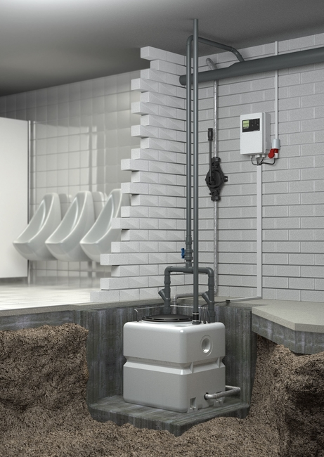 Grundfos, Grundfos Sololift, Grundfos Multilift, Lifting stations, Water management, Wastewater management, Water pipes, Wastewater treatment