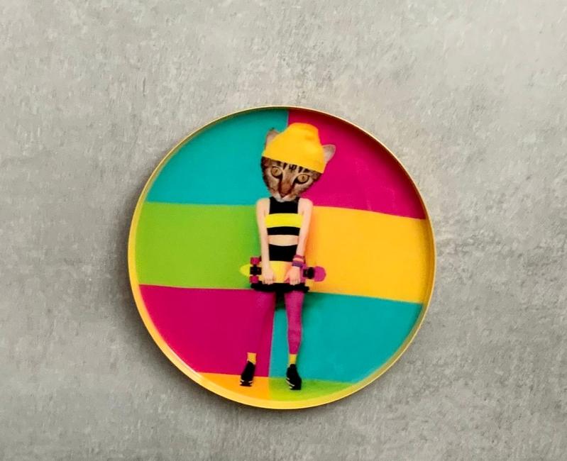 The Decor Circle, Wall Art Collection, Home decor, Wall plates, Pop inspired decor, Modern art, Contemporary décor