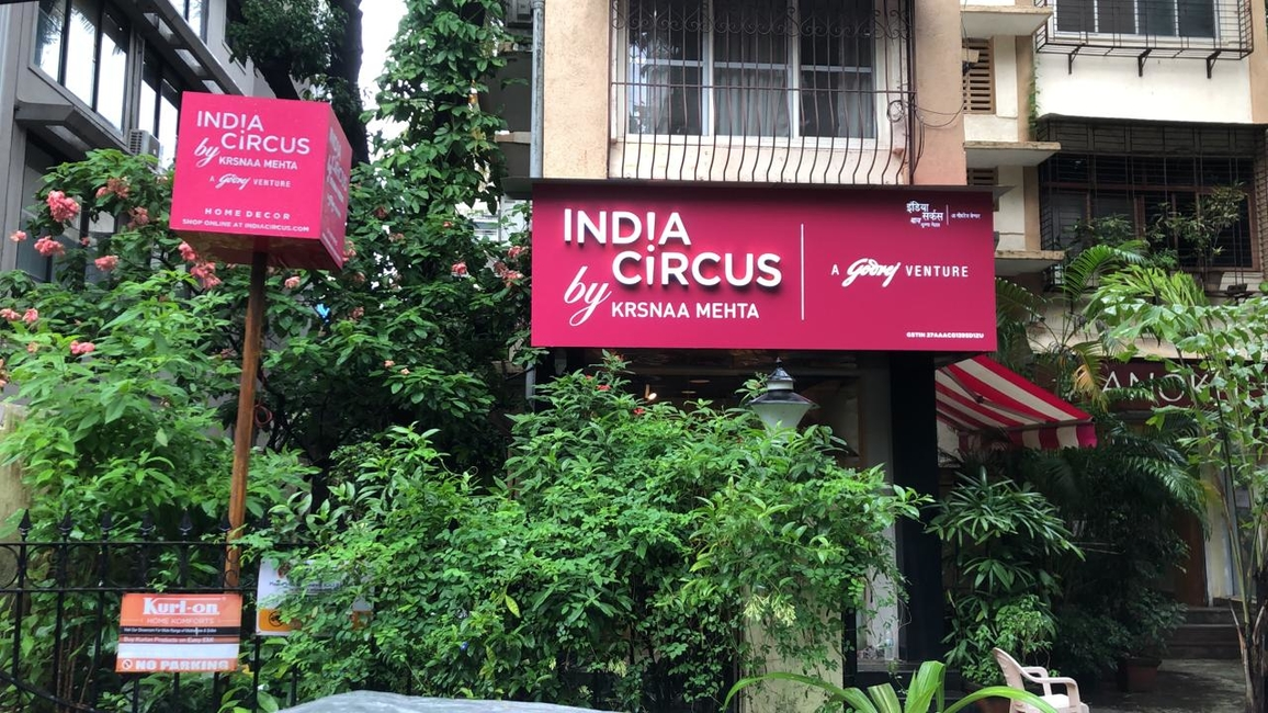 India Circus, Krsna Mehta, Godrej Group, Home decor, Flagship stores, Store launch, Lifestyle brand, Vocal for local, Make in India