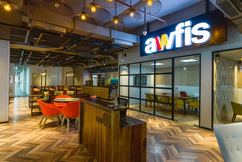 Awfis, Awfis@Home, Remote working, Flex workspaces, Coworking spaces, Work from home, Research and surveys, Commercial sector