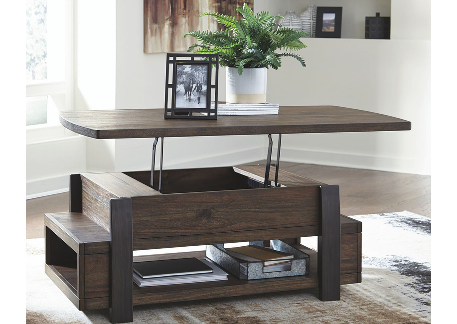 The Quintessential Coffee Table Has, Round Coffee Table Ashley Furniture Canada
