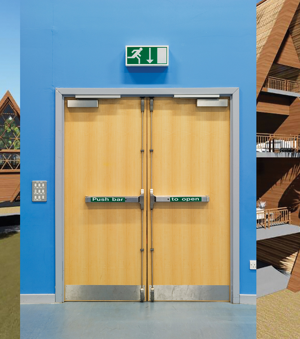 Doors Embody The Perfect Synthesis Of Aesthetics And