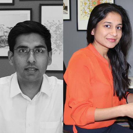 Nehit Vij & Devyani Gupta
