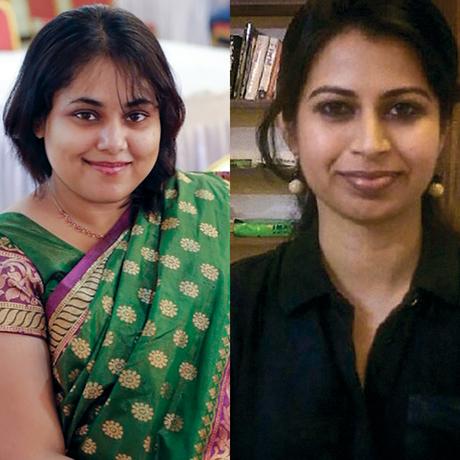 Meghana Kulkarni & Pooja Chaphalkar