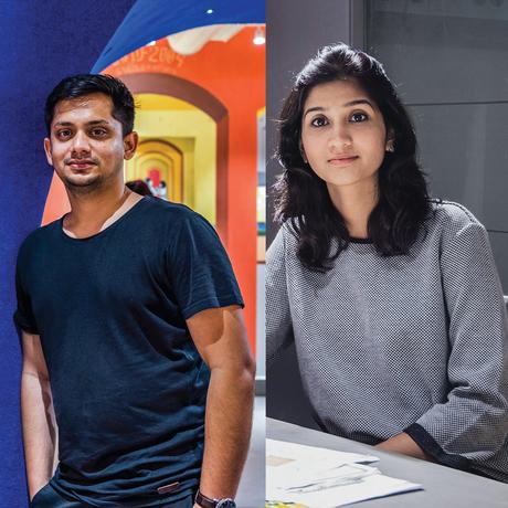 Niel Parekh & Pooja Shah