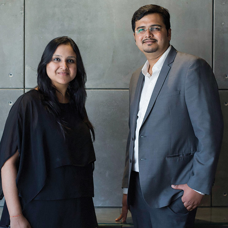 Prerna Aggarwal & Badrinath Kaleru