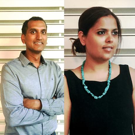 Sucheth Palat & Shivani Kumar