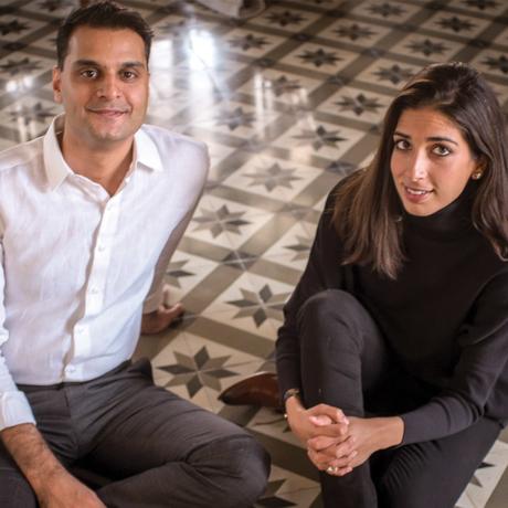 Hemant Purohit & Smita Khanna