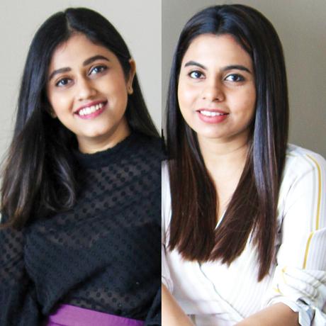 15) iGEN 2020 DISHA BHAVSAR & SHIVANI AJMERA
